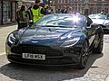 2018 Aston Martin DB11 V12 5204 cc at Horsham English Festival 2018.jpg