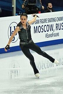 Ivett Tóth Hungarian figure skater