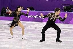 2018 Winter Olympics - Tessa Virtue and Scott Moir - 20