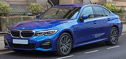 2019 BMW 330e M Sport Automatic 2.0 Front.jpg