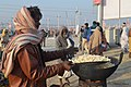 2019 Jan 15 - Kumbh Mela - Hot Popcorn On Chilly Morning.jpg
