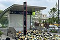 20210728 Mourning for the victims in the flood at Shakoulu Station 05.jpg