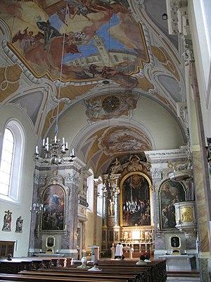 Servite Order - Servite church in Innsbruck, Austria