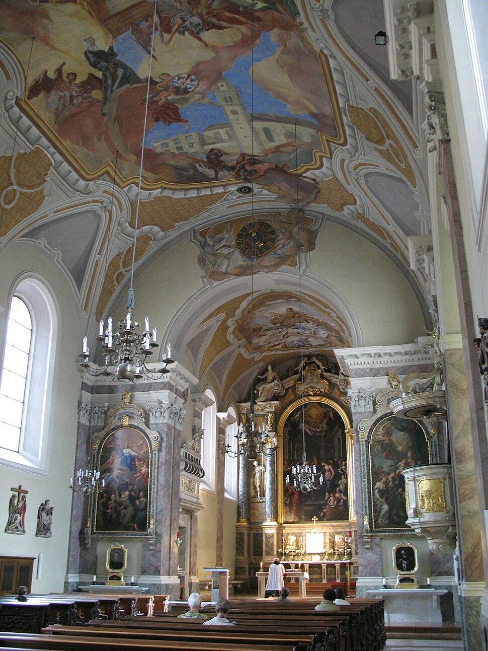 2709 - Innsbruck - Servitenkirche