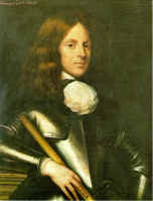 Nicholas Spencer - Thomas Colepeper, 2nd Baron Colepeper, cousin for whom Nicholas Spencer acted as agent