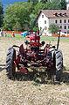 3ème Salon des tracteurs anciens - Moulin de Chiblins - 18082013 - Tracteur Massey-Harris Pony - 1954 - arrière.jpg
