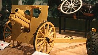 QF 3.7-inch mountain howitzer Mountain gun