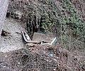 305-Abri rudimentaire-falaise Saint-Jean.jpg