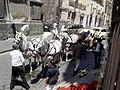 3088 - Catania - Carrozza in via Crociferi - Foto Giovanni Dall'Orto, 5-July-2008.jpg