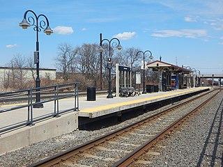 36th Street station (River Line) New Jersey Transit River Line station