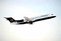 9A-BTE - F100 - Trade Air