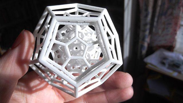 3D 프린팅의 명암
