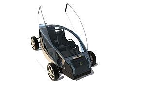 OScar - Design proposal: 4 wheeler