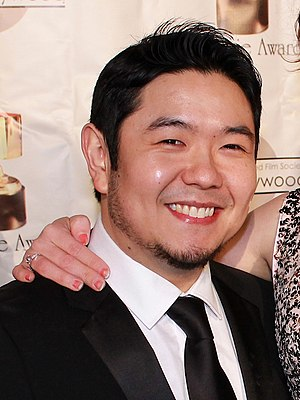 Eric Bauza - Bauza at the 2014 Annie Awards
