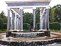 4287. Peterhof. Lion (Hermitage) cascade.jpg