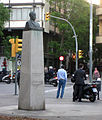 42 Monument a Joan Maragall, pl. Molina.jpg