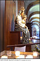 4331 Milano - Abbazia di Chiaravalle - statua della Madonna con Bambino - Foto Maurizio OM Ongaro, 30-Giu-2014 copia.jpg