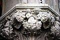 4630 - Venezia - Palazzo ducale - Capitello 09 - Spem habe in Domino - Foto Giovanni Dall'Orto, 31-Jul-2008.jpg
