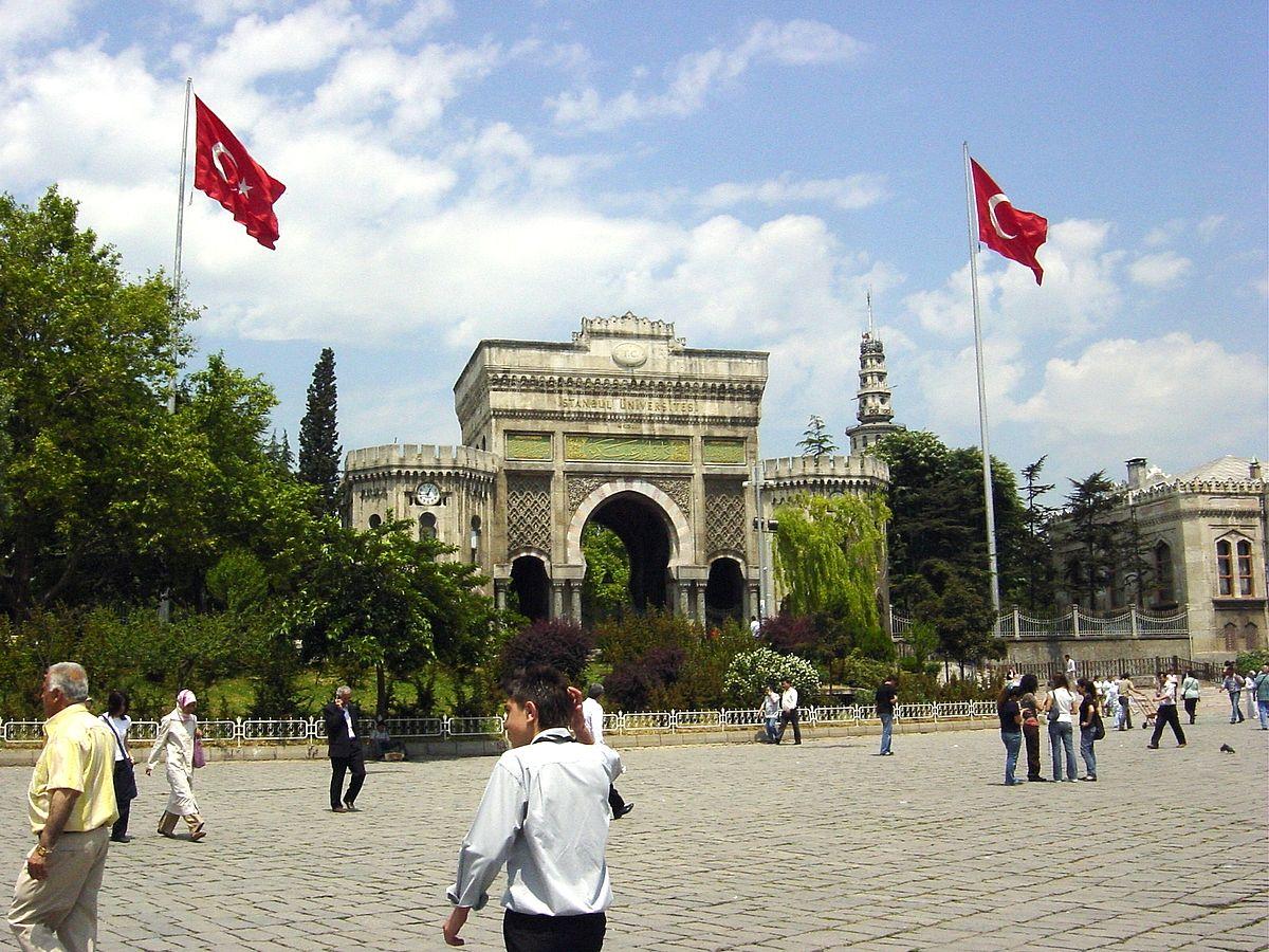 Università Di Istanbul Wikipedia #325C99 1200 900 Classifica Delle Migliori Cucine Mondiali