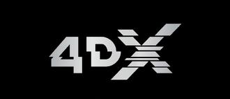 4DX - 4DX logo