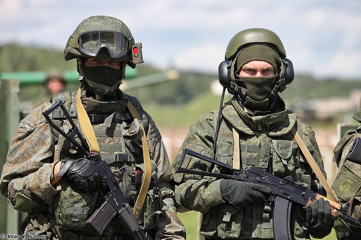 General assault armor 6B43: description, characteristics, protection class 33