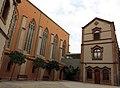 54 Església i convent de les Adoratrius, c. Consell de Cent.JPG