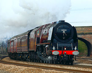 6233 Duchess of Sutherland at Monk Fryston.jpg