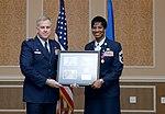 633rd ABW honors retiring command chief 150123-F-VN235-070.jpg