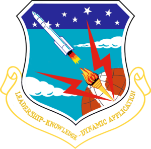 404th Air Expeditionary Group - Emblem of the 704th Strategic Missile Wing (1957–1958)
