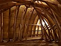 72 Avesnes en Saosnois manoir de Verdigné charpente.jpg