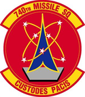740th Missile Squadron