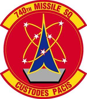 740th Missile Squadron - Image: 740th Missile Squadron