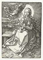 75 Madonna Crowned by an Angel.jpg