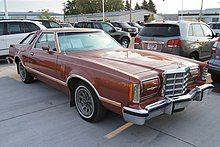 Ford Thunderbird (seventh generation) - Wikipedia