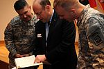 82nd Airborne Division Commanding General presents special book to Division Museum 140121-A-FO214-169.jpg