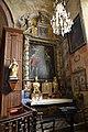 84 - PA00081799 - Ansouis - église tableau et autel Elzéar et Delphine.jpg