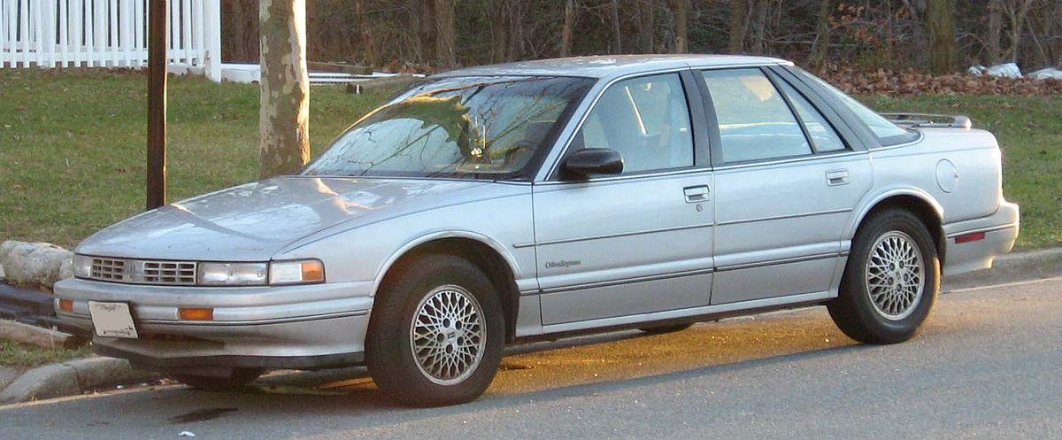 Car Seats For Three Year Olds >> Oldsmobile Aerotech III - Wikipedia
