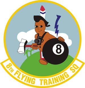 8th Flying Training Squadron - Image: 8th Flying Training Squadron