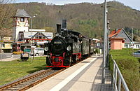 Harz Narrow Gauge Railways 99 5901