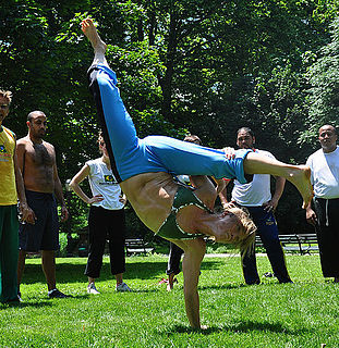 Capoeira in popular culture