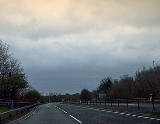 A36 road - Image: A36a 303