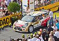 ADAC Rallye Deutschland 2013 - Fahrerpräsentation auf dem Roncalliplatz-4701.jpg