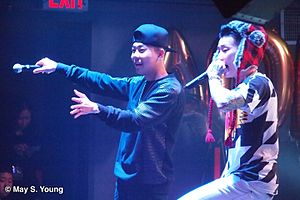 AOMG - Loco and Jay Park - 2014 United States Tour