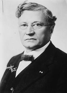 Thomas Chipman McRae American judge