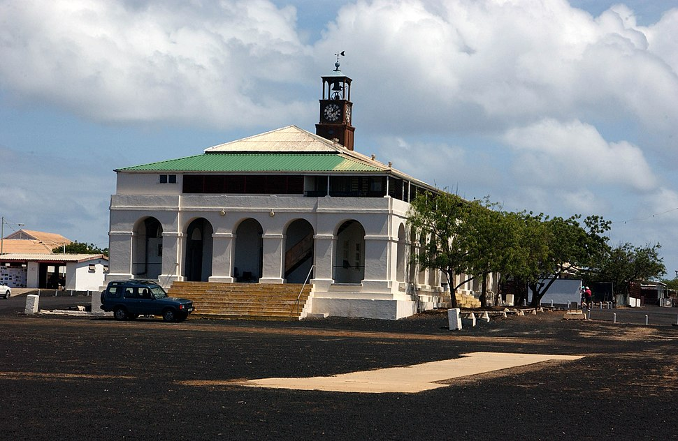 ASCENSION ISLAND - GEORGETOWN