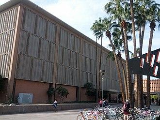 Edward L. Varney - H.B. Farmer Building ASU 1960