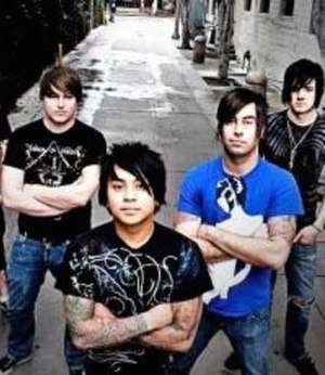 A Thorn for Every Heart - ATFEH c. 2007-2008, from left to right: Justin Powell, Phil Nguyen, Kelvin Cruz, Casey Hill
