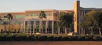 A.T. Still University School of Osteopathic Medicine in Arizona - ATSU SOMA Main Building