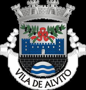 Alvito, Portugal - Image: AVT