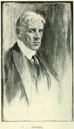 E. W. Hornung - A. J. Raffles, introduced in 1898